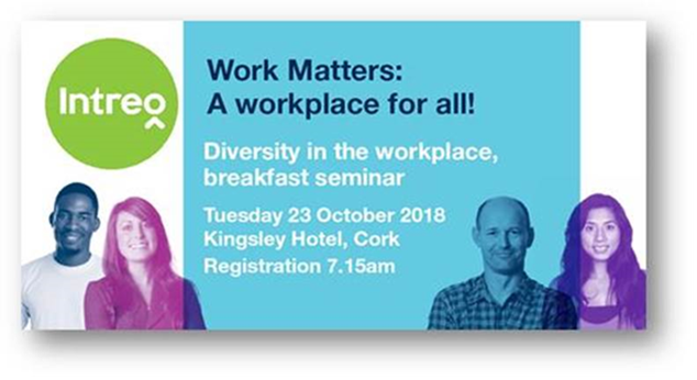 Work Matters- Workplace For All- Breakfast Seminar