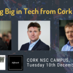 TechBrew Cork – 10th December – Featuring 3 it@cork Leaders Awards Winners