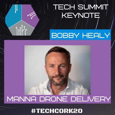 Tech Summit Cork – First Keynote Speaker Announced