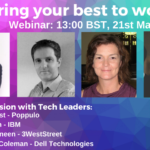 Diversity in Tech Webinar – Bring your best to work – panel discussion with Leaders