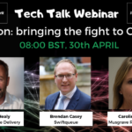 Tech Talk Webinar – Innovation: bringing the fight to COVID-19