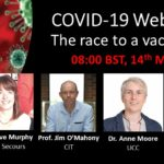 Webinar: COVID-19 -The race to a vaccine