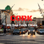Cork has been ranked 5th in top  Tech Cities globally!