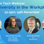 Diversity in Tech Webinar: Neurodiversity in the workplace