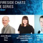 it@cork Fireside Chats Executive Series: John & Joanne Wrenn