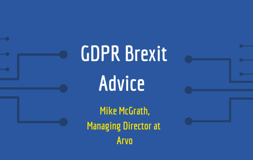GDPR Brexit Advice