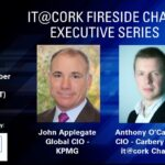 it@cork Fireside Chats Executive Series: John Applegate