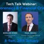 Tech Talk Webinar: eForensics & Financial Crime