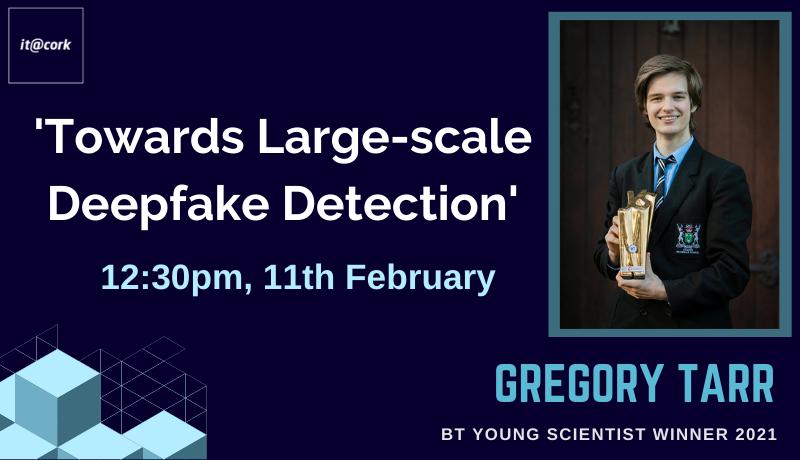 Webinar: Towards Large-scale Deepfake Detection