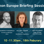 Webinar: EU Horizon Europe Briefing Session
