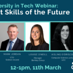Diversity in Tech Webinar: Hot Skills of the Future