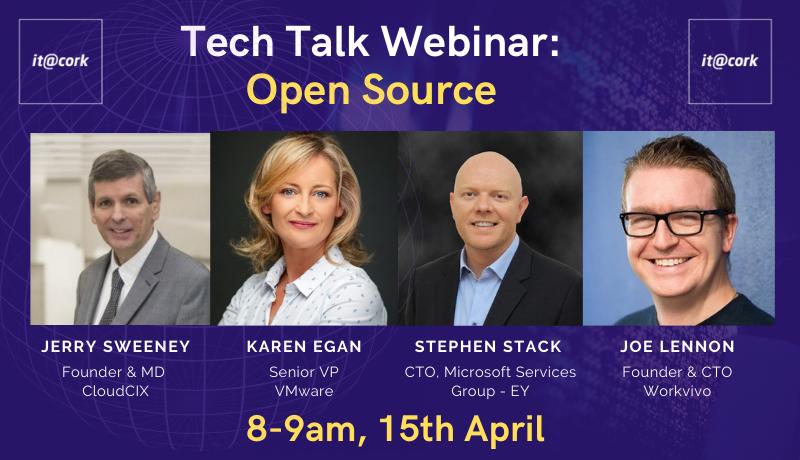 Tech Talk Webinar: Open Source